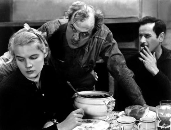 BABY DOLL, Carroll Baker, Karl Malden, Eli Wallach, 1956
