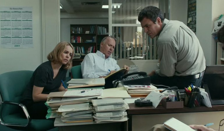 Win Spotlight Blu-ray