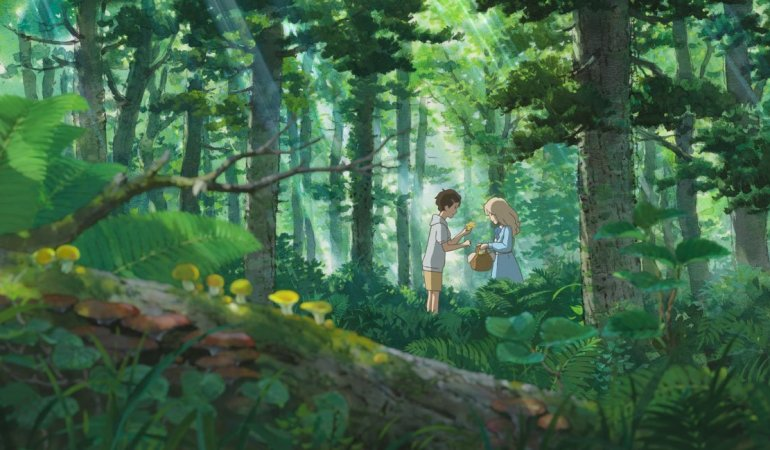 LONDON 2015 – When Marnie Was There (2014)
