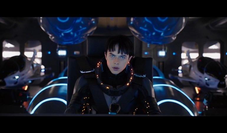 TRAILER PARK: Valerian and the City of a Thousand Planets