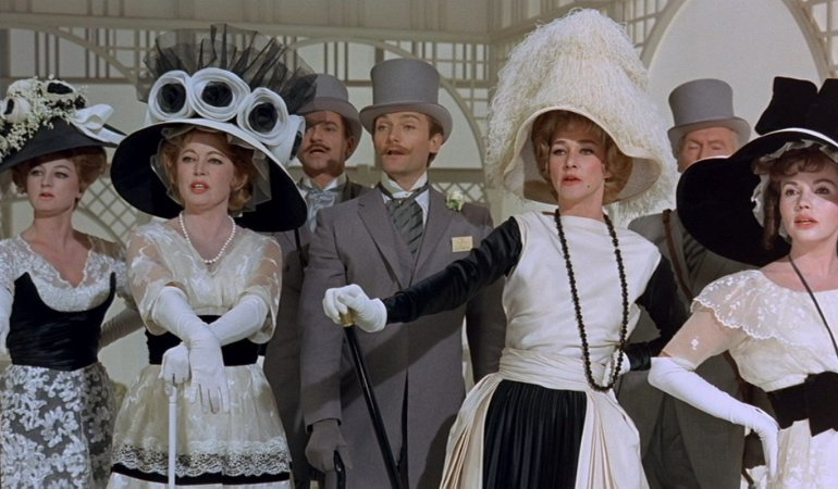 Scene Stealer: The Ascot Gavotte, My Fair Lady