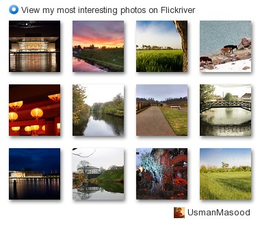 UsmanMasood of Flickr