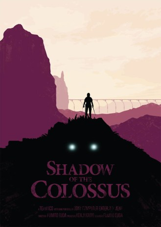 Shadow of the Colossus (2005).