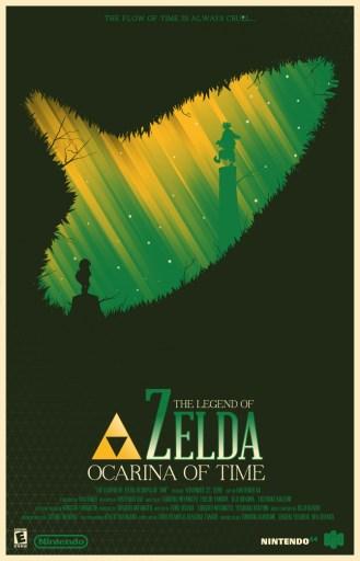 The Legend of Zelda: Ocarina of Time (1998).