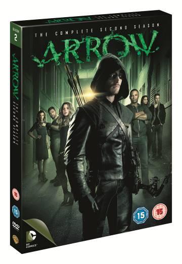 The Arrow Season 2 BluRay