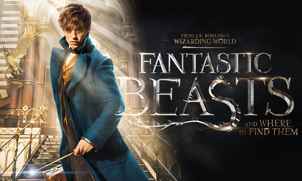 Fantastic Beasts Review potter