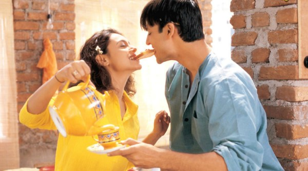 Feel-good bollywood romcoms