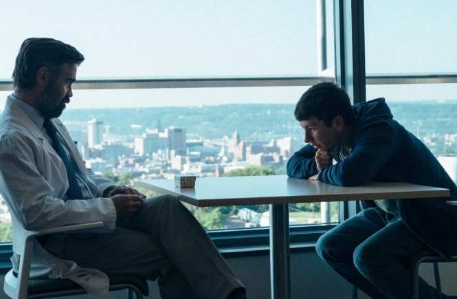 sacred deer review
