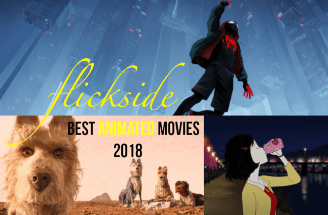 Best Animated Movies 2018