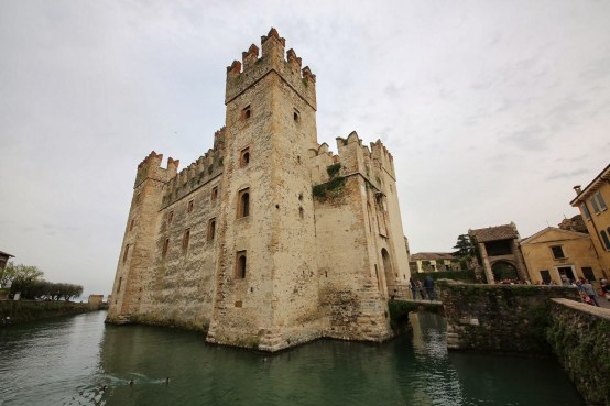 The Scaliger Castle Sirmione