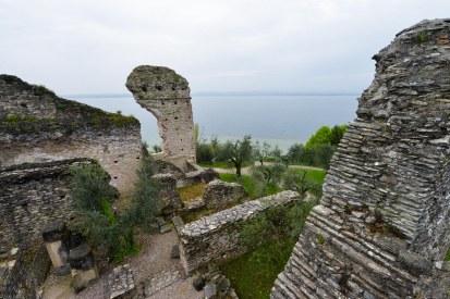 Grotte di Catullo, Sirmione Lake Garda