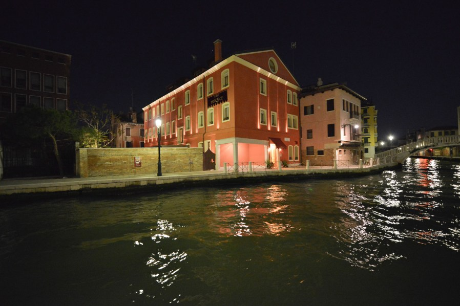Hotel Moresco, Building, Venice Italy