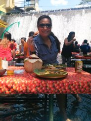 Lunch @ Villa Escudero