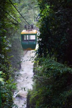 Cable car - Datanla Waterfall