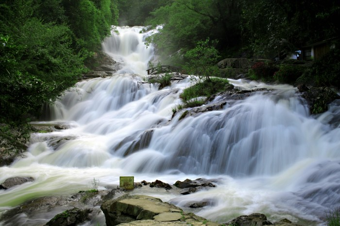 Waterfalls & nature walks in Dalat Vietnam