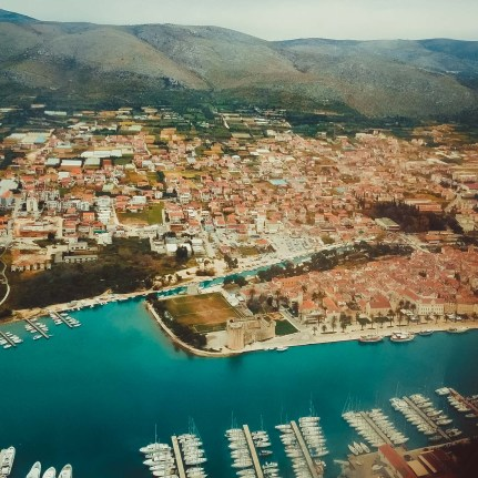Arriving to Split 2