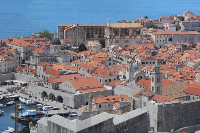 Ploče, Dubrovnik: oh the views