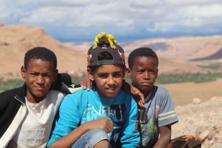 Boys of the Kasbah