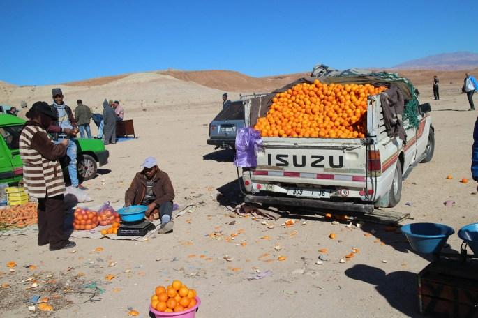 Oranges for sale