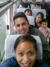 Bus Rides in China