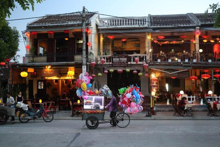 Hoi An - An Hoi - Old Town