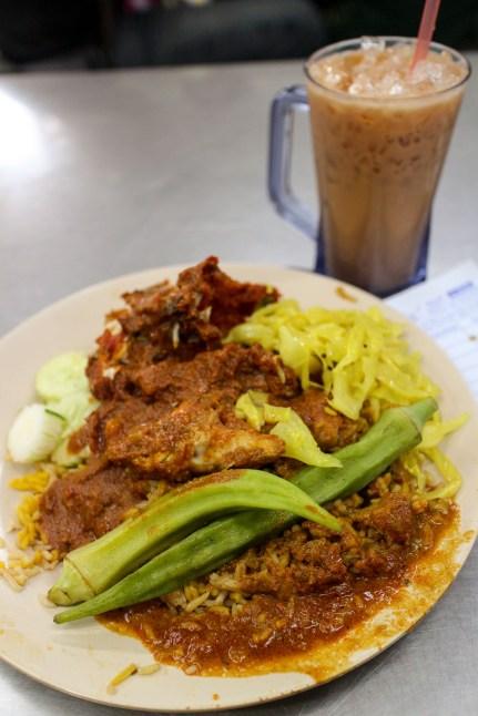 Food in Kuala Lumpur