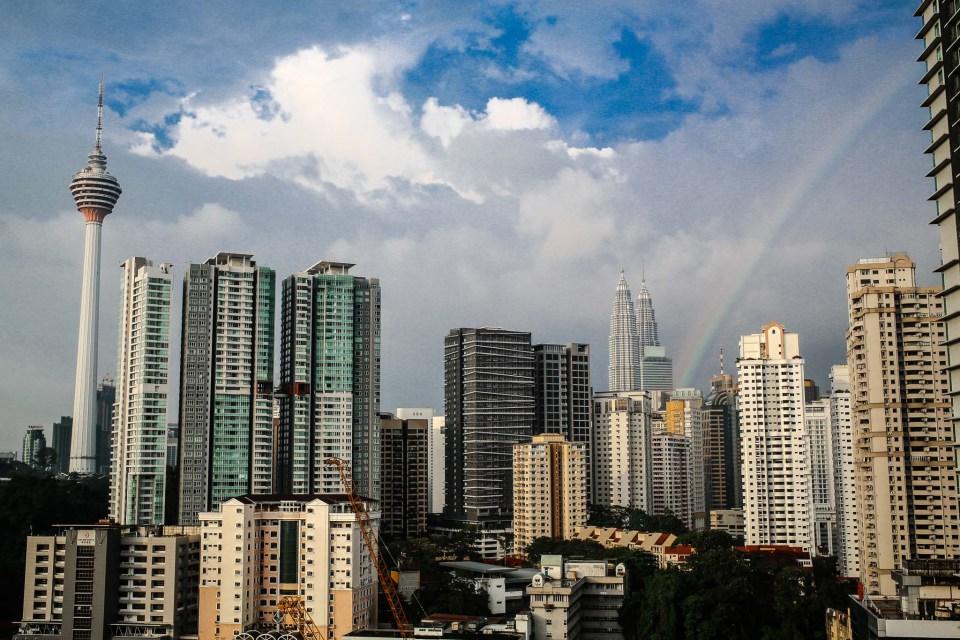 Kuala Lumpur Timelapse