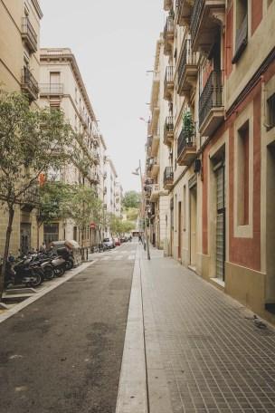 Carrer De Magalhaes, Barcelona