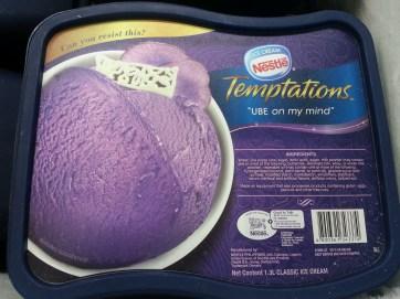 Ube Ice Cream, Philippines