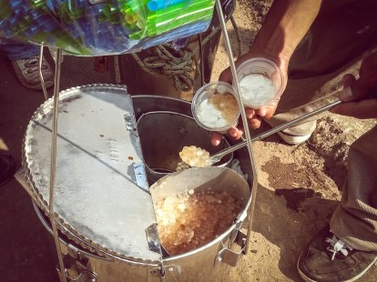 Taho with Sago, Philippines