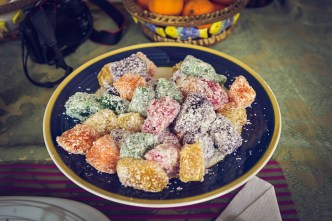 Pichi-Pichi is a Filipino dessert made with cassava and sweetened with sugar