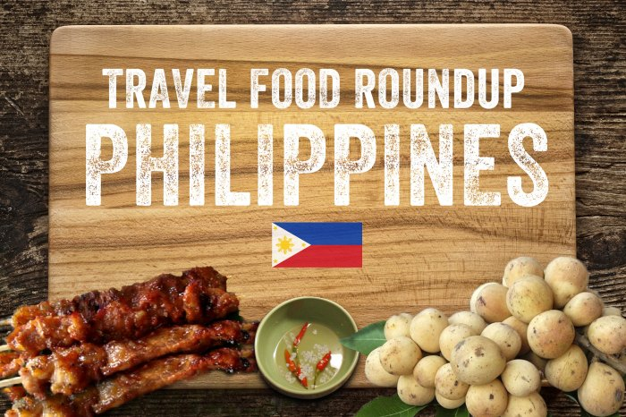 Food Roundup: The Philippines