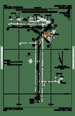 KOSH AIRPORT DIAGRAM (APD) FlightAware
