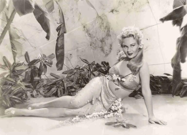 Mae West on the Beach