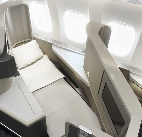 4. 777200 Fully Lie-Flat BC Seat