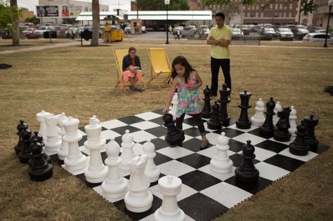 Southwest Placemaking Efforts Heart of the Community program inspires future chess champion, Image Southwest