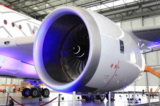 A350XWB Engine/FCMedia