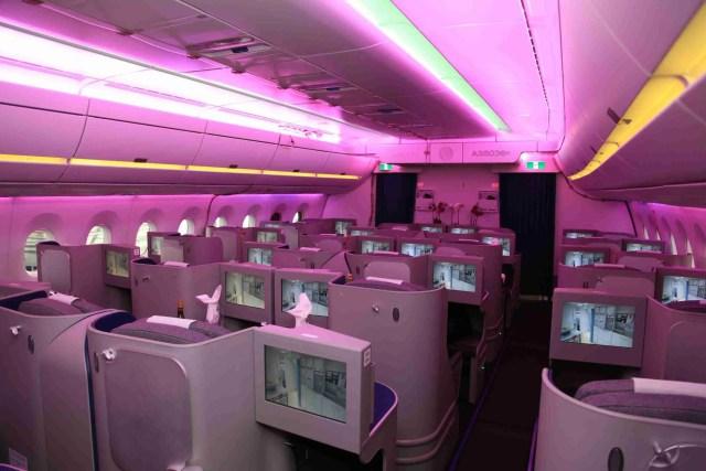 A350XWB First Class/FCMedia