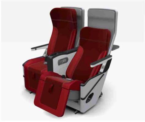 Sogerma Celeste® Premium Economy Seat