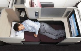 JAL Sky Suite, Business/Japan Airlines