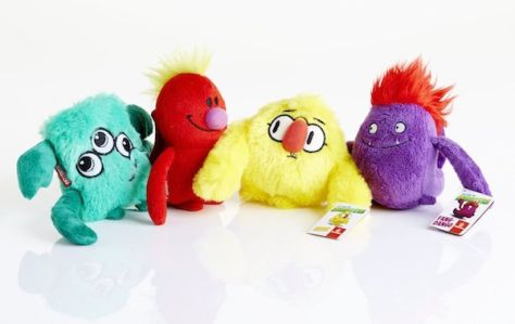 Emirates Fly With Me Monsters Kids Toys