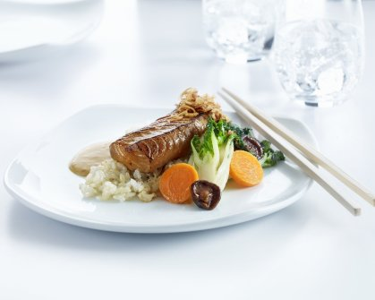 Tamari Roasted Sablefish (CNW Group/Air Canada)