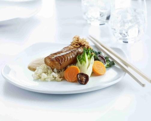 Tamari Roasted Sablefish (CNW Group/Air Canada)