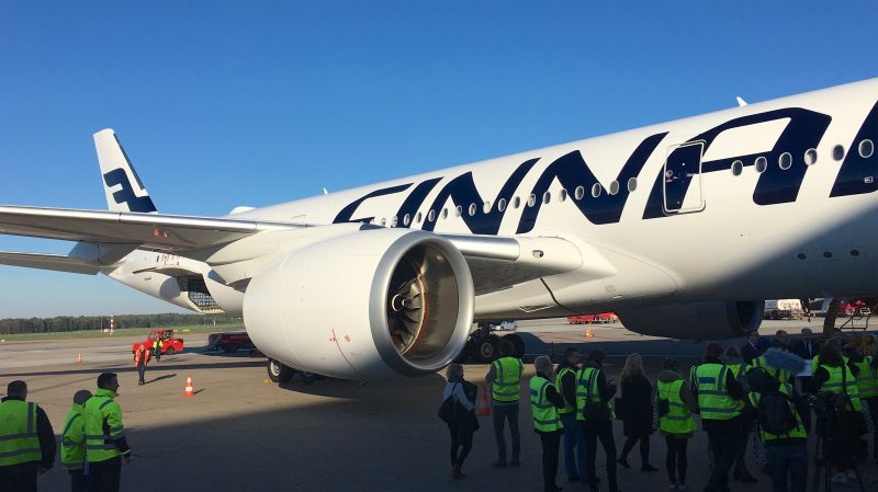 The Light Fantastic: Inside the New Finnair A350