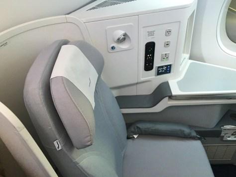Finnair A350 Business Class Seat/FCMedia