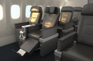 American Airlines New Premium Economy/American Airlines