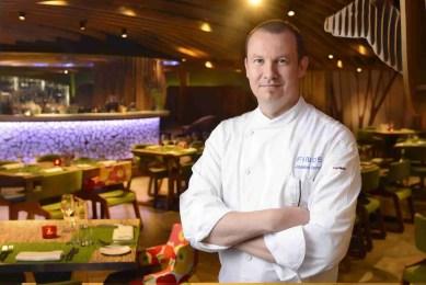 Executive Chef Jaakko Sorsa