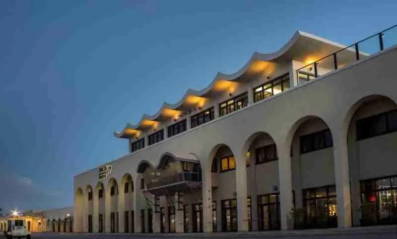 Malta Airport Terminal, Source: Malta Airport