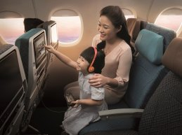 Singapore Airlines New Economy Cabin. Source: Singapore Airlines