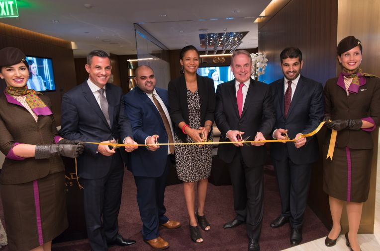 ETIHAD FIRST & BUSINESS CLASS LOUNGE LOS ANGELES GRAND OPENING ANTHONY COLLINS PHOTOGRAPHY, Source: Etihad Airways